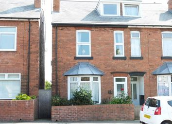 Thumbnail 3 bedroom terraced house for sale in Station Road, Mansfield, Nottinghamshire