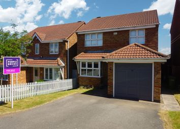 Thumbnail 3 bed detached house for sale in Murby Way, Thorpe Astley, Leicester