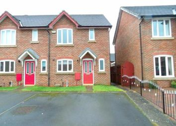 Thumbnail 3 bed end terrace house for sale in Gentian Way, Stockton-On-Tees, Durham, .
