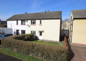 Thumbnail 3 bed semi-detached house for sale in Adelaide Gardens, Llanfaes, Brecon