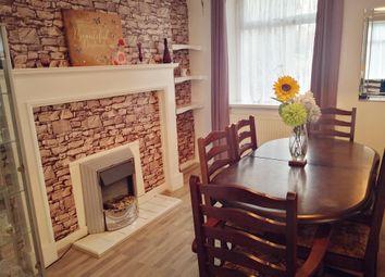 Thumbnail 3 bedroom end terrace house to rent in Telekebir Road, Hopkinstown, Pontypridd