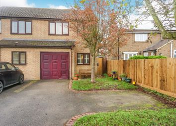 Thumbnail 2 bedroom semi-detached house for sale in Church Road, Peterborough