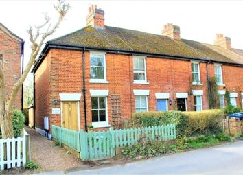 Thumbnail 2 bed end terrace house to rent in Woodbine Cottages, South Side, Chalfont St. Peter, Gerrards Cross