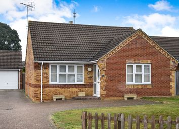 Thumbnail 2 bedroom detached bungalow for sale in Greenwich Close, Denver, Downham Market