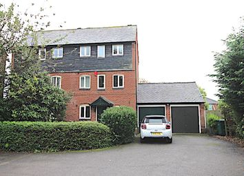 3 bed mews house for sale in Mill Green, The Wharf, Shardlow, Derby DE72