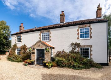 Thumbnail 4 bed detached house for sale in Boughton Road, Stoke Ferry, King's Lynn, Norfolk