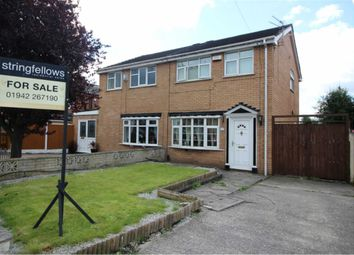 3 bed semi-detached house for sale in Foresters Close, Bickershaw, Wigan WN2