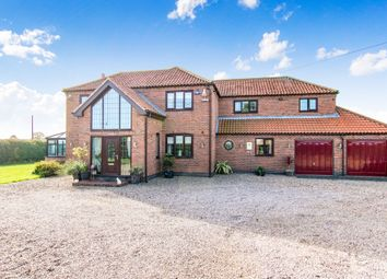 Thumbnail 4 bed detached house for sale in Station Road, Fiskerton, Southwell