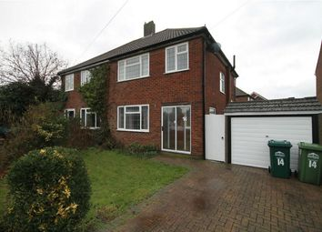 Thumbnail 4 bed semi-detached house to rent in Chalmers Road East, Ashford, Surrey