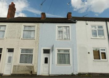 Thumbnail 3 bed terraced house for sale in Silver Street, Whitwick, Coalville