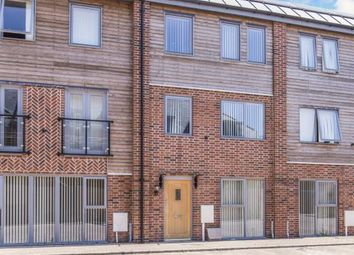 Thumbnail 4 bed terraced house for sale in Sangha Close, Leicester, Leicestershire