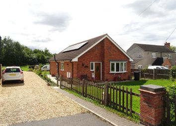 Thumbnail 2 bed detached bungalow for sale in Zion Hill, Coleorton, Leicestershire