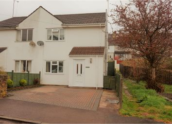 Thumbnail 3 bed semi-detached house for sale in Caird Street, Chepstow