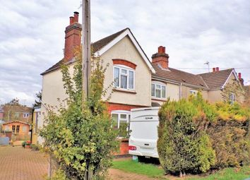 Thumbnail 3 bed semi-detached house for sale in Newlands Road, Welford, Northamptonshire