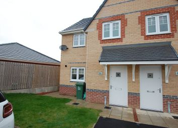 Thumbnail 3 bed terraced house to rent in Scafell Green, Thornaby, Stockton-On-Tees