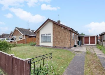 Thumbnail 2 bed detached bungalow for sale in Paddock Close, Calverton, Nottingham
