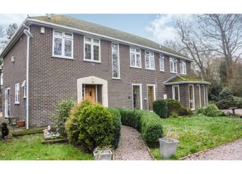 Thumbnail 5 bed detached house for sale in Church Gate, Whaplode, Near Spalding