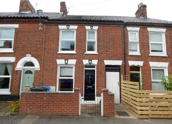 3 bed terraced house to rent in Caernarvon Road, Norwich NR2
