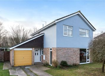 Thumbnail 4 bedroom detached house for sale in Romulus Close, Dorchester