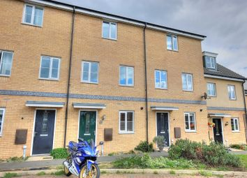 Thumbnail 4 bedroom terraced house to rent in Dr Torrens Way, Norwich