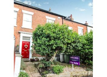Thumbnail 4 bed terraced house for sale in Great King Street, Macclesfield