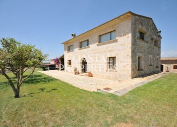 Thumbnail 8 bed country house for sale in Llubi, Llubí, Majorca, Balearic Islands, Spain
