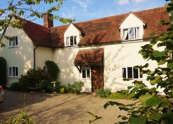 Thumbnail 4 bed detached house to rent in Leavenheath, Colchester, Essex