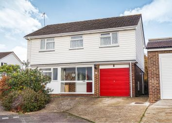 Thumbnail 4 bed detached house for sale in Warwick Close, Abingdon
