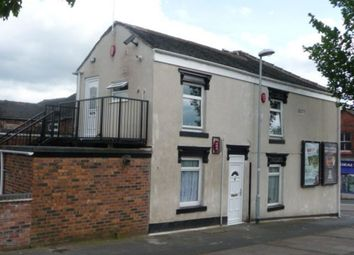 Thumbnail 1 bed flat to rent in Trinity Parade, Trinity Street, Hanley, Stoke-On-Trent