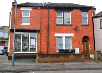 Thumbnail 1 bed flat to rent in Clarence Park Road, Boscombe, Bournemouth