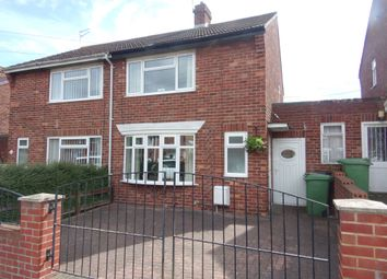 Thumbnail 2 bed semi-detached house for sale in North Ridge, Bedlington