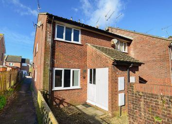 Thumbnail 1 bed end terrace house for sale in Cromwell Road, Dorchester
