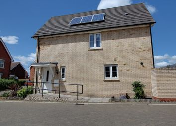 Thumbnail 2 bed terraced house for sale in Embry Drive, St. Neots