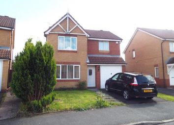 Thumbnail 3 bed detached house for sale in Rushy View, Newton-Le-Willows, St Helens, Merseyside