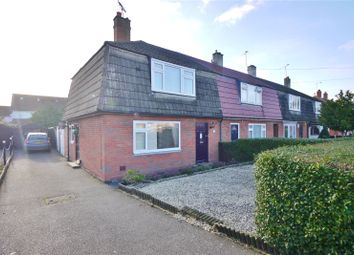 Thumbnail 3 bed end terrace house for sale in Queensway, Ongar, Essex