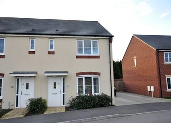 Thumbnail 3 bed semi-detached house for sale in Thorntree Lane, Branston, Burton-On-Trent