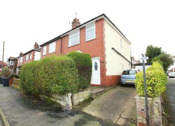 Thumbnail 3 bed semi-detached house for sale in Gunn Street, Biddulph, Stoke-On-Trent