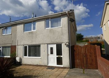Thumbnail 3 bed semi-detached house to rent in 63 Ridgewood Park, Llanelli, Carmarthenshire