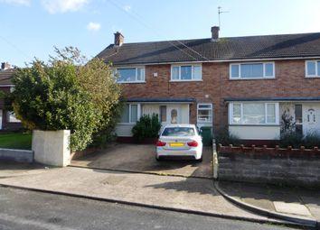 Thumbnail 4 bedroom end terrace house for sale in Milverton Road, Llanrumney, Cardiff