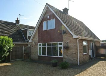 Thumbnail 3 bed property for sale in Hawthorn Close, Newborough, Peterborough, Cambridgeshire