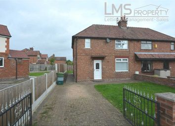 Thumbnail 3 bed semi-detached house to rent in Overway, Winsford