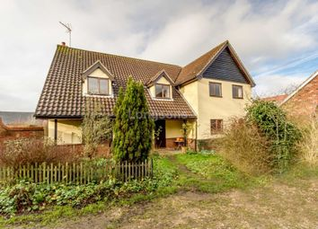Thumbnail 4 bed detached house for sale in Brocks Yard, Great Dunham, King's Lynn