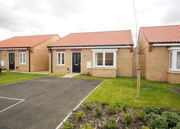 Thumbnail 2 bedroom detached bungalow to rent in Waxwing Close, Guisborough
