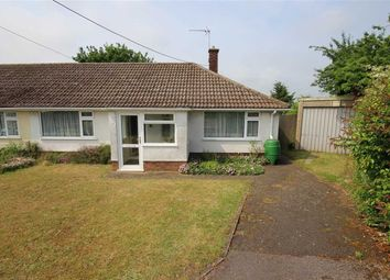 Thumbnail 2 bed bungalow for sale in Buckingham Close, Martlesham, Woodbridge