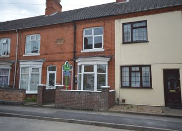 Thumbnail 3 bedroom terraced house to rent in Park Road, Coalville