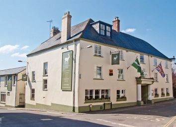 Thumbnail Hotel/guest house for sale in The Square, Moretonhampstead, Newton Abbot