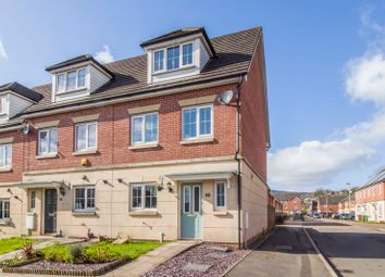 Thumbnail 3 bed end terrace house for sale in Foundry Road, Risca, Newport