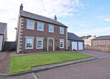 Thumbnail 5 bed detached house for sale in Linden Gate, Baldwinholme, Carlisle