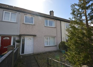 Thumbnail 3 bed terraced house for sale in Montreal Close, Cleator Moor