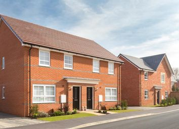 """Thumbnail 3 bedroom semi-detached house for sale in """"Maidstone"""" at Holme Way, Gateford, Worksop"""